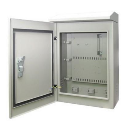LINK UV-9010S Single Door Outdoor Steel Cabinet (H68 x W43 x D25 cm.)