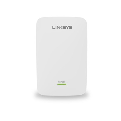 Linksys RE7000 MAX-STREAM AC1900+ MU-MIMO WiFi Range Extender