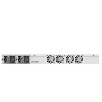 MikroTik CCR1072-1G-8S+ Cloud Core Router Industrial Grade 1-Port Gigabit Ethernet, 8-Port SFP+, CPU 72 cores x 1GHz, RAM 16GB, RouterOS L6