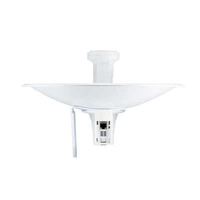 Ubiquiti PBE-M5-300 (PowerBeam M5-300) airMAX Dish Reflector 22dBi 300mm, Freq 5GHz 150+Mbps, Hi-Power 26dBm, 1-Port 10/100 Ethernet