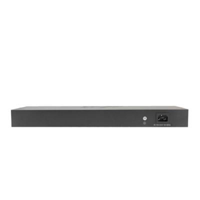 LINK PSG-5116 16-Port L2 Managed Ethernet Gigabit PoE (IEEE802.3af/at) Switch (AC 223W); 16 GE (PoE) + 2 SFP (GE)