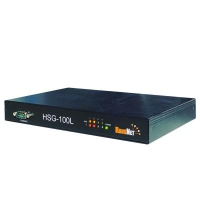RansNet HSG-100L mbox HotSpot Gateway, 300 Concurrent Users, 1GB RAM, 4-Port Gigabit Interface