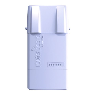 MikroTik RB912UAG-5HPnD-OUT (BaseBox 5) Outdoor AP/CPE Backbone 5GHz, 2 x RPSMA connector, miniPCI-e slot, Gigabit Ethernet