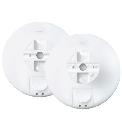 EnGenius EnStation5-SET Point-to-point 3Km. Outdoor Long-Rang 11n Access Point/Client Bride, Speed 300Mbps 5GHz, 2x19dBi High-Gain Antennas