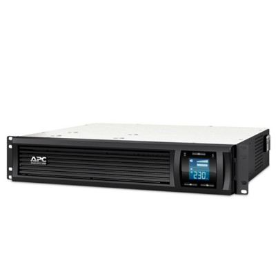 APC SMC2000I-2U Smart-UPS C 2000VA / 1300Watt 2U Rack mountable LCD
