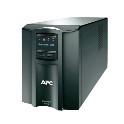 APC SMT1500I Smart-UPS 1500 VA 1000 Watts LCD 230V
