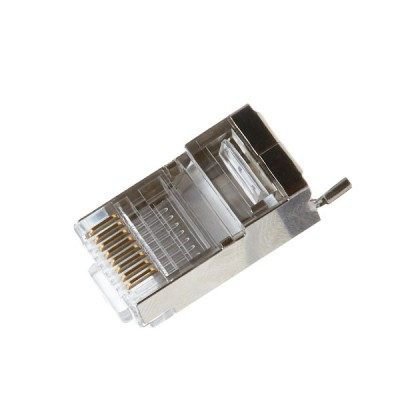 Ubiquiti TC-CON-100 : TOUGH Cable Connector, RJ45 Cat5E, Protect afainst ESD attacks