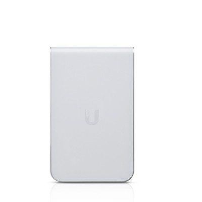 UAP-AC-IW-PRO : UniFi AC IN-WALL-PRO, Wi-Fi 802.11AC Dual-Band High-Speed 2.4GHz 450Mbps 5GHz 1300Mbps, 22dBm, 3x3MIMO, 802.3at PoE+, 3-Port Gigabit, Wall Mount