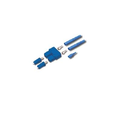 Link UF-0006SM SC Duplex Singlemode, Zirconia Connector, Blue Boot 0.9 mm, 3.0 mm. diameter Cable