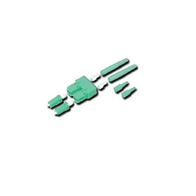 Link UF-0006SM/APC SC/APC Duplex Singlemode, Zirconia Connector, Green Boot 0.9 mm, 3.0 mm. diameter Cable