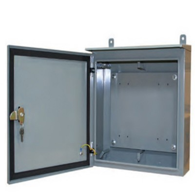 LINK UL-7222 Outdoor Steel Cabinet for 2x22 pos. BMF, 400-440 Pairs (H73 x W45 x D15 cm.)