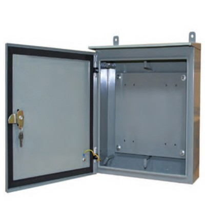 LINK UL-7272 Outdoor Steel Cabinet for 2x27 pos. BMF, 500-540 Pairs (H88 x W50 x D15 cm.)