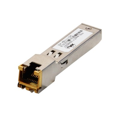 Link UT-9125T SFP 1.25G Copper Transceiver, Gigabit Ethernet 10/100/1000 BaseT, 100m