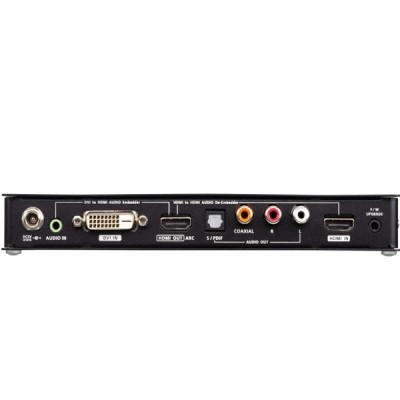 ATEN VC881 4K HDMI/DVI TO HDMI CONVERTER WITH AUDIO DE-EMBEDDER