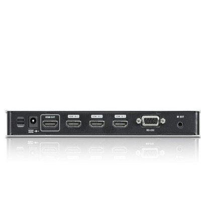 ATEN VS481B 4 PORT HDMI SWITCH ULTRA HD 4KX2K SUPPORT
